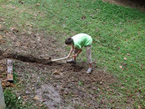 SMCM Habitat Member in Action