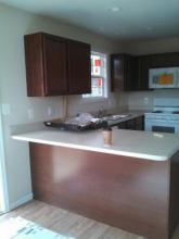 Cabinets are in!