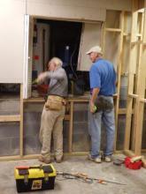 Basement Repair