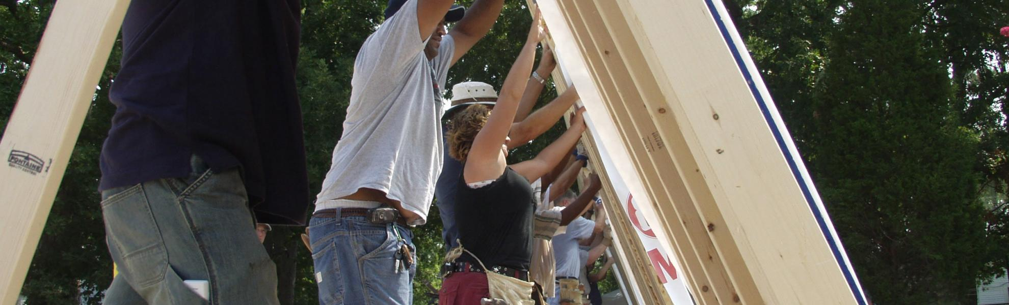 Patuxent Habitat for Humanity serving Calvert & St. Mary's Counties in Southern MD
